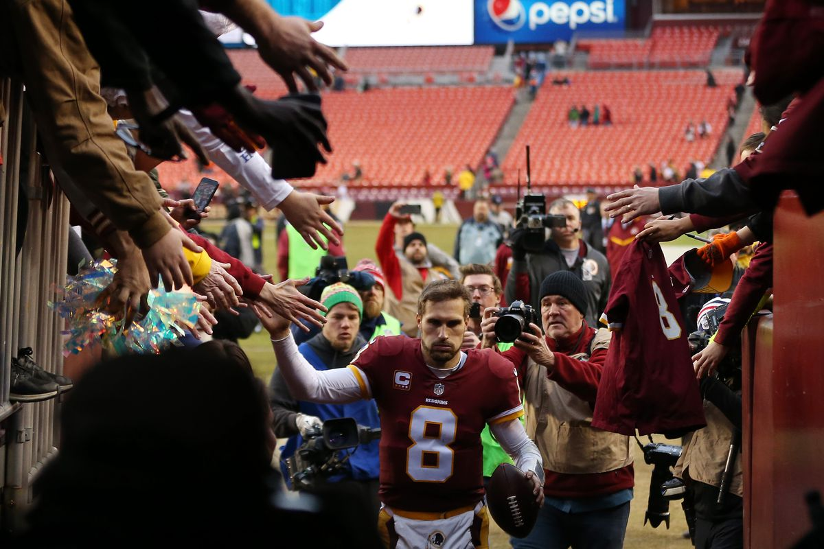 If this was truly his last game in washington what is kirk cousins geoff burke usa today sports aloadofball Image collections