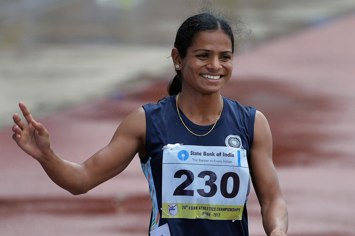 Indian Sprinter Dutee Chand Wins Major Victory For Intersex And Gender Inclusion -3765