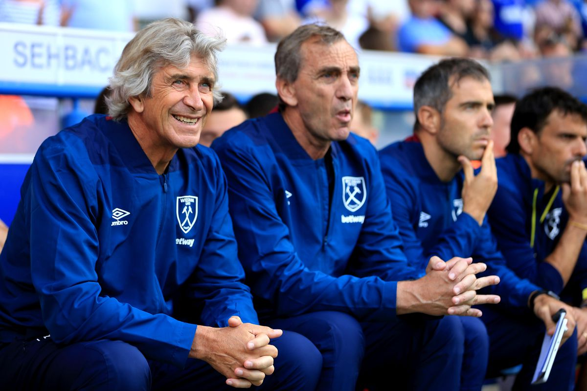 Ipswich Town v West Ham United - Pre-Season Friendly