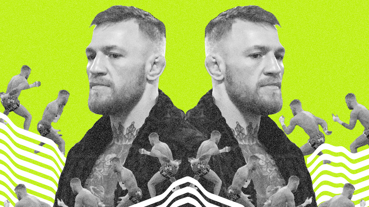 Conor McGregor's 'movement' training is just another part of