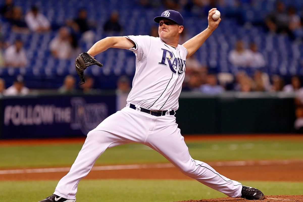 Can Jake McGee put batters away?