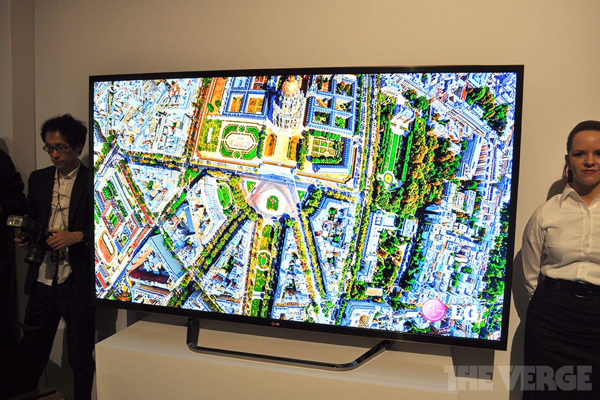 lg announces 55 and 65 inch 4k tvs with 1080p to 4k upscaling the