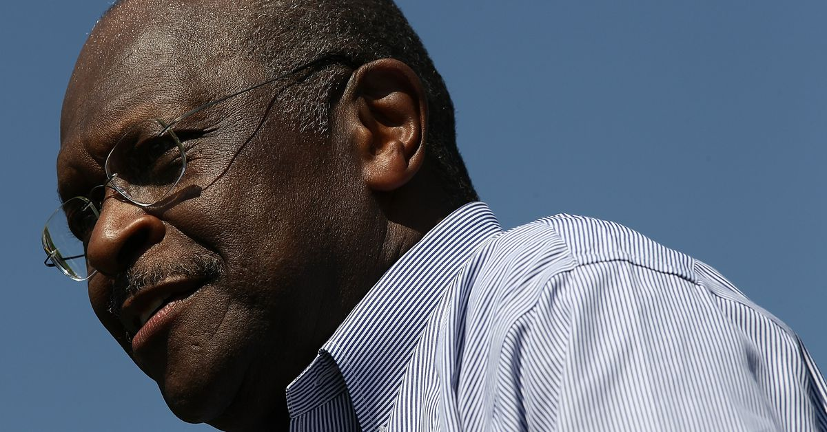 Trump considering Herman Cain for Federal Reserve Board ... |Herman Cain