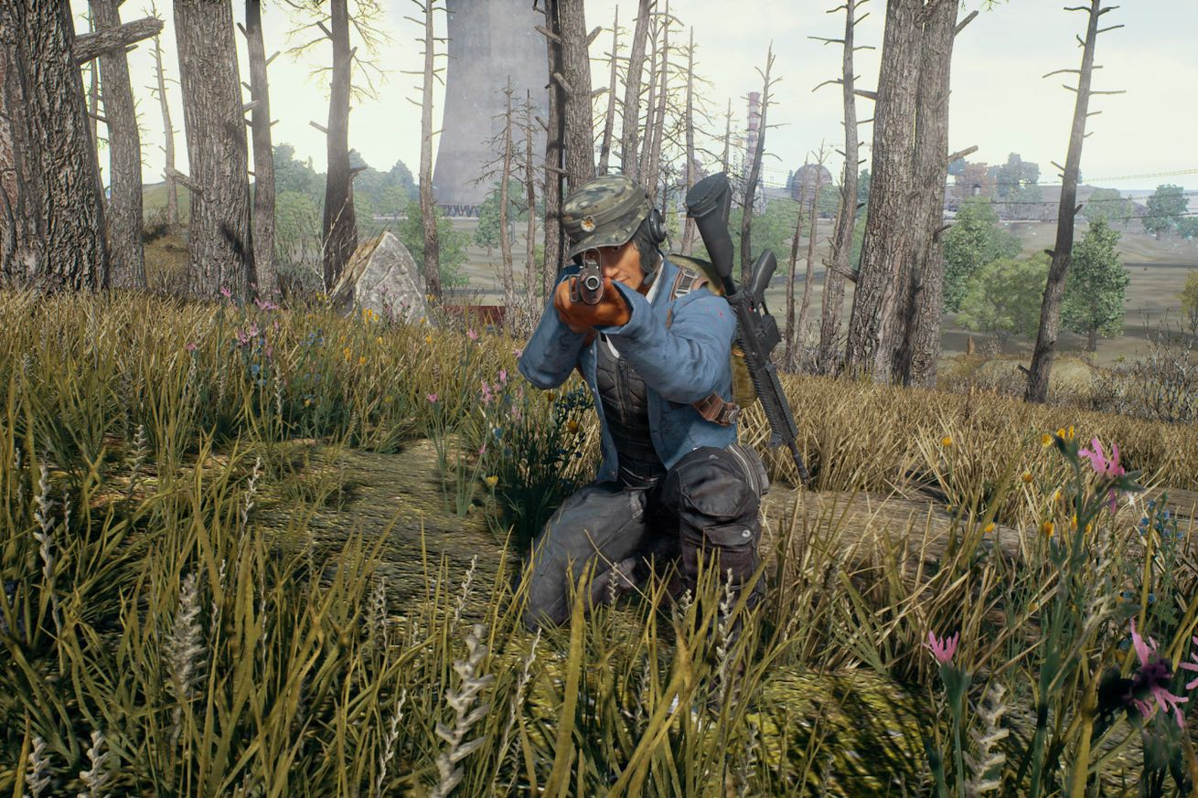 pubg creator says it s great fortnite is growing the battle royale genre