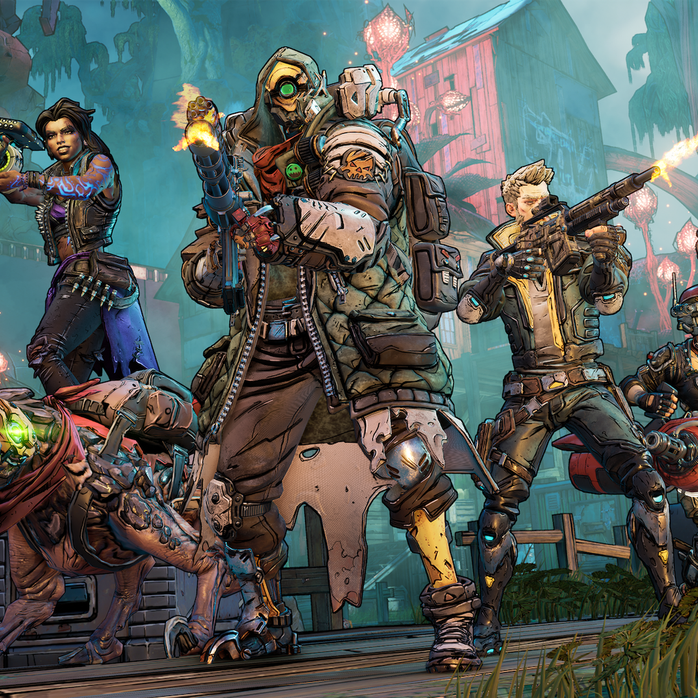 Borderlands 3 Pc Gamers Dump On The Game In Borderlands 2 S