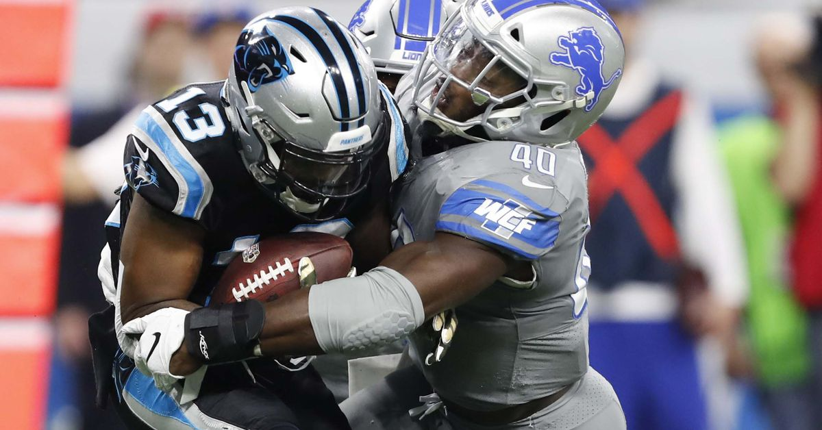 Lions Week 11 report card: Defense, special teams rebound vs. Panthers