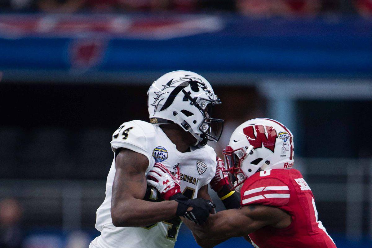 NCAA Football: Cotton Bowl-Wisconsin vs Western Michigan