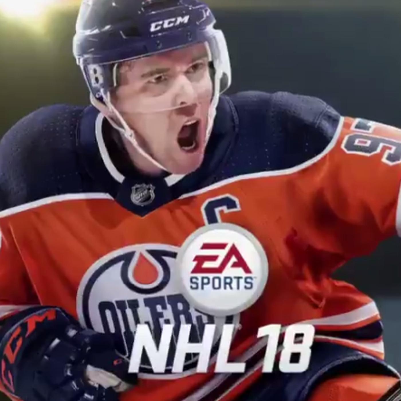 28dfa8c5040 Connor McDavid named cover athlete for  NHL 18  - SBNation.com