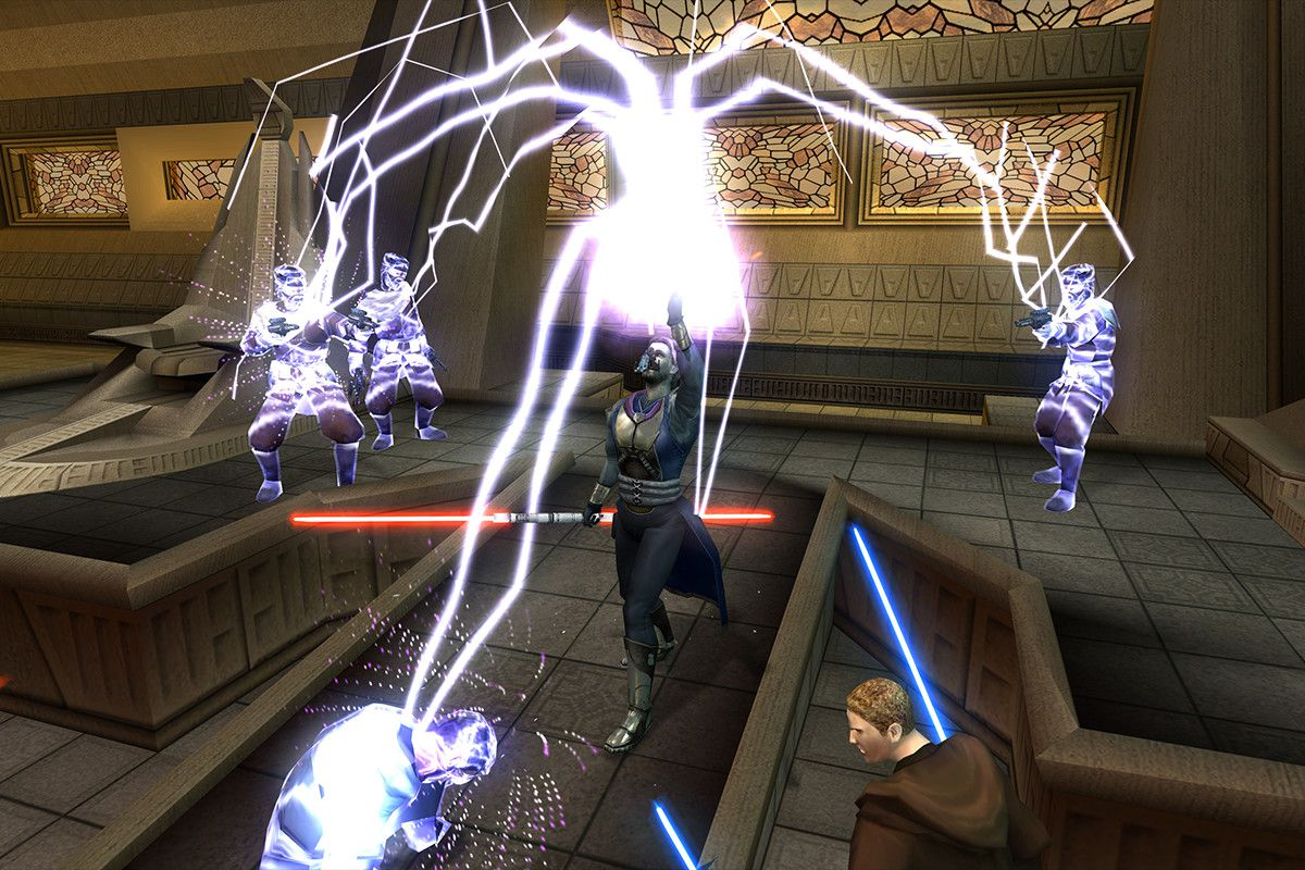 Resultado de imagen de knights of the old republic options