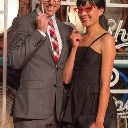 Lauren Smith and Derek Fagerstrom of The Curiosity Shoppe