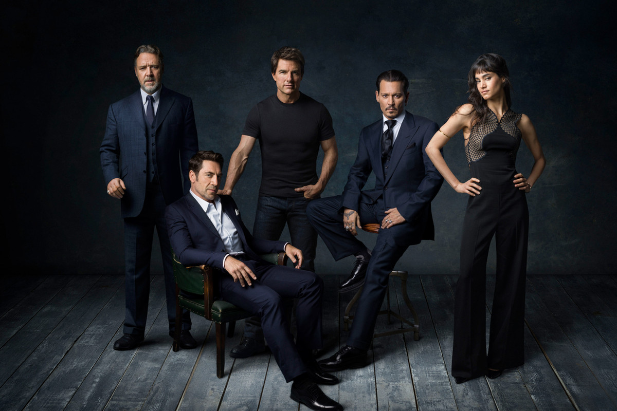 Universal Names Its Marvel Inspired Monster Movies Dark Universe