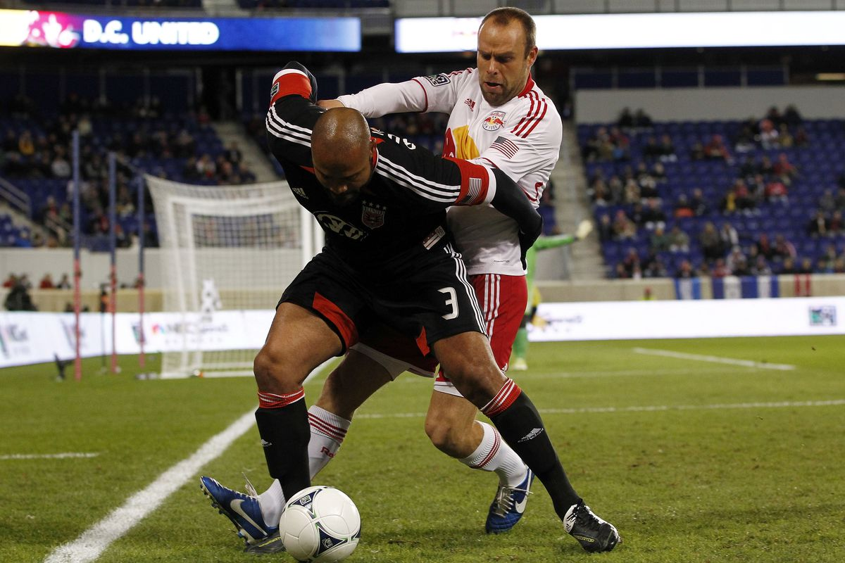 """D.C. United has a tough slate of """"third games"""" in 2013--how about the Red Bulls?"""