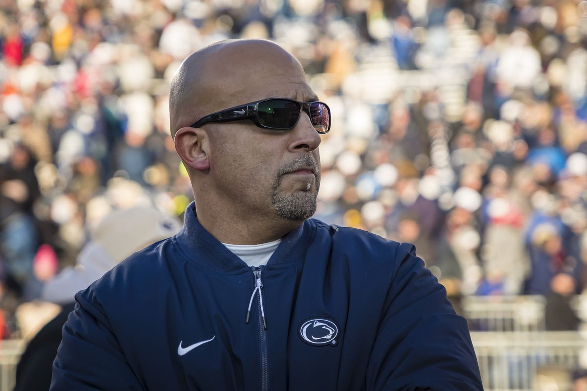 Blessed & Honored: Penn State Preps for Official Visit ...