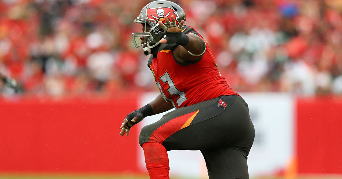 Patriots among 8 teams reportedly 'interested' in Gerald McCoy