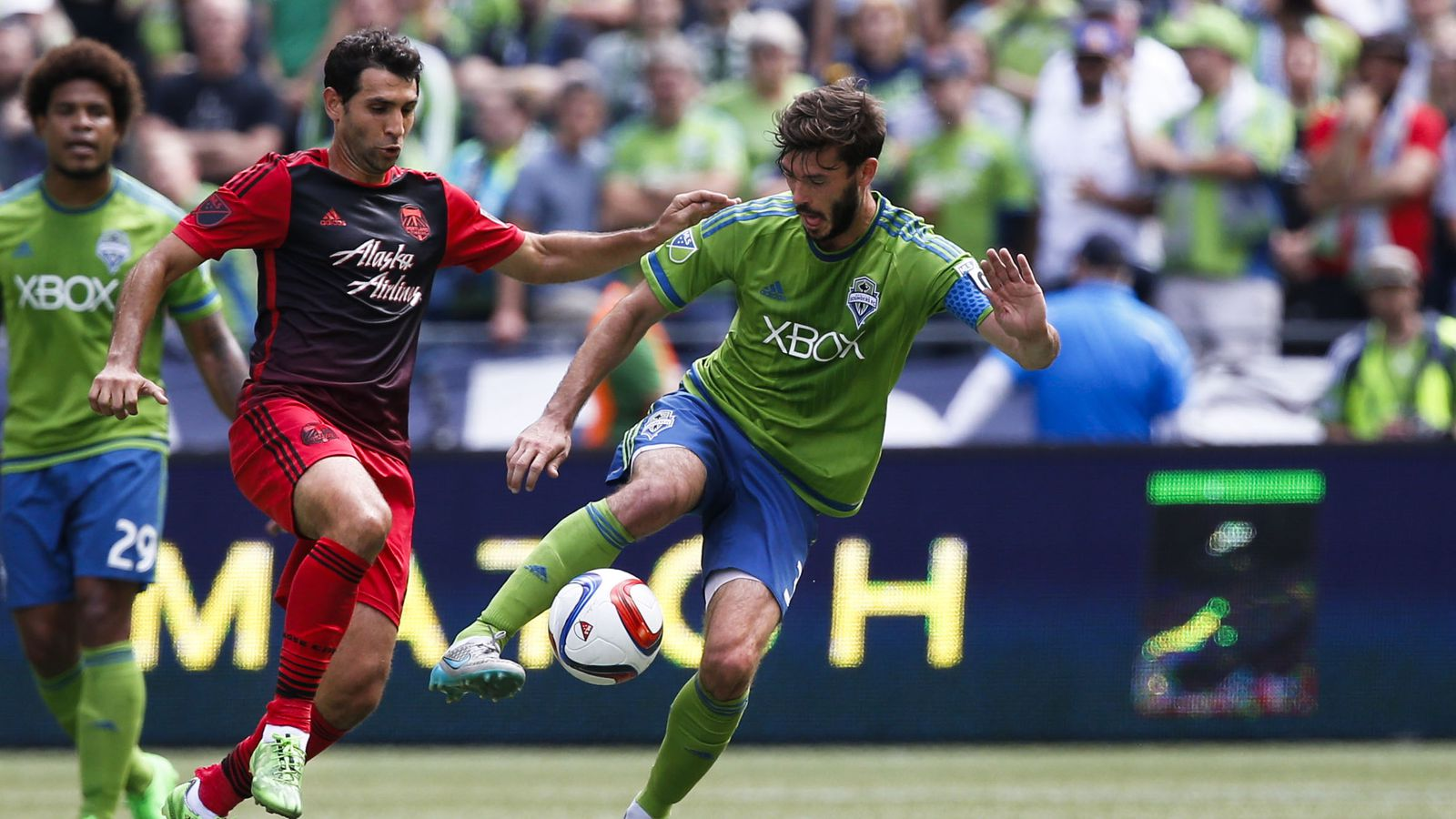 25 30 Seattle: Portland Timbers Vs. Seattle Sounders: How To Watch