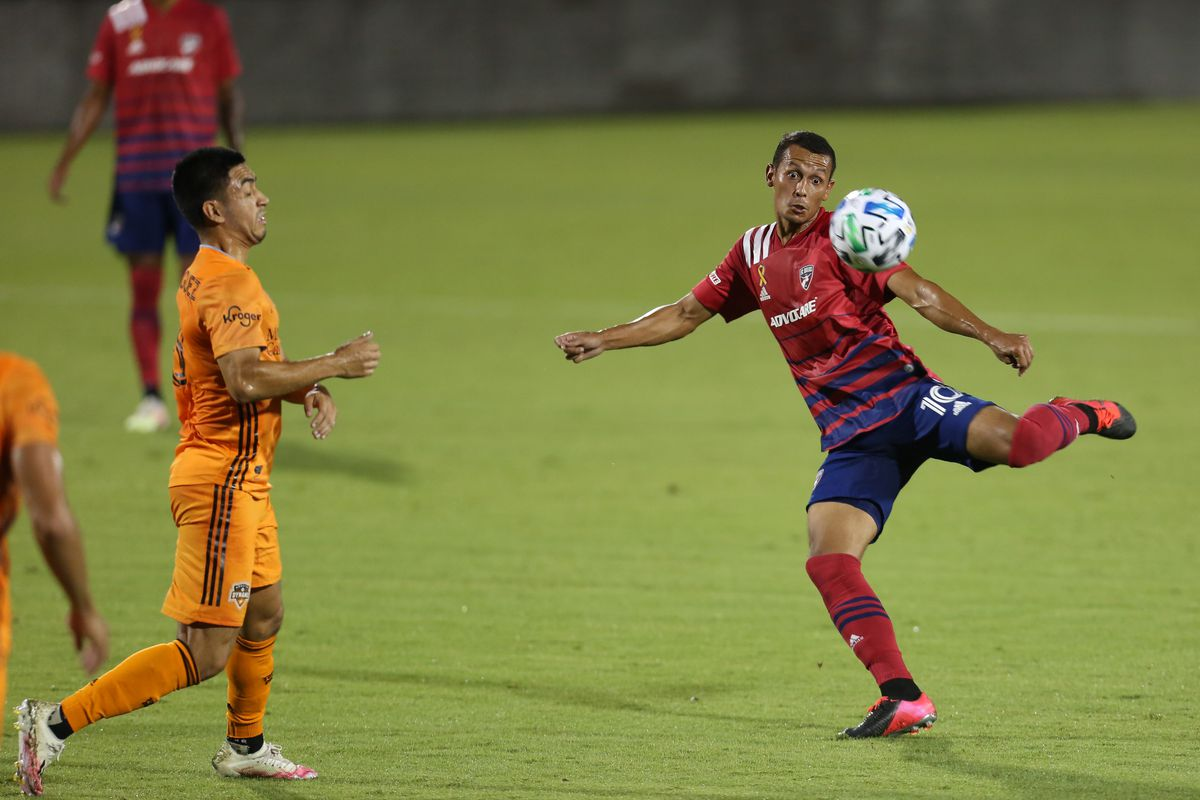 FC Dallas v Houston Dynamo - MLS 2020