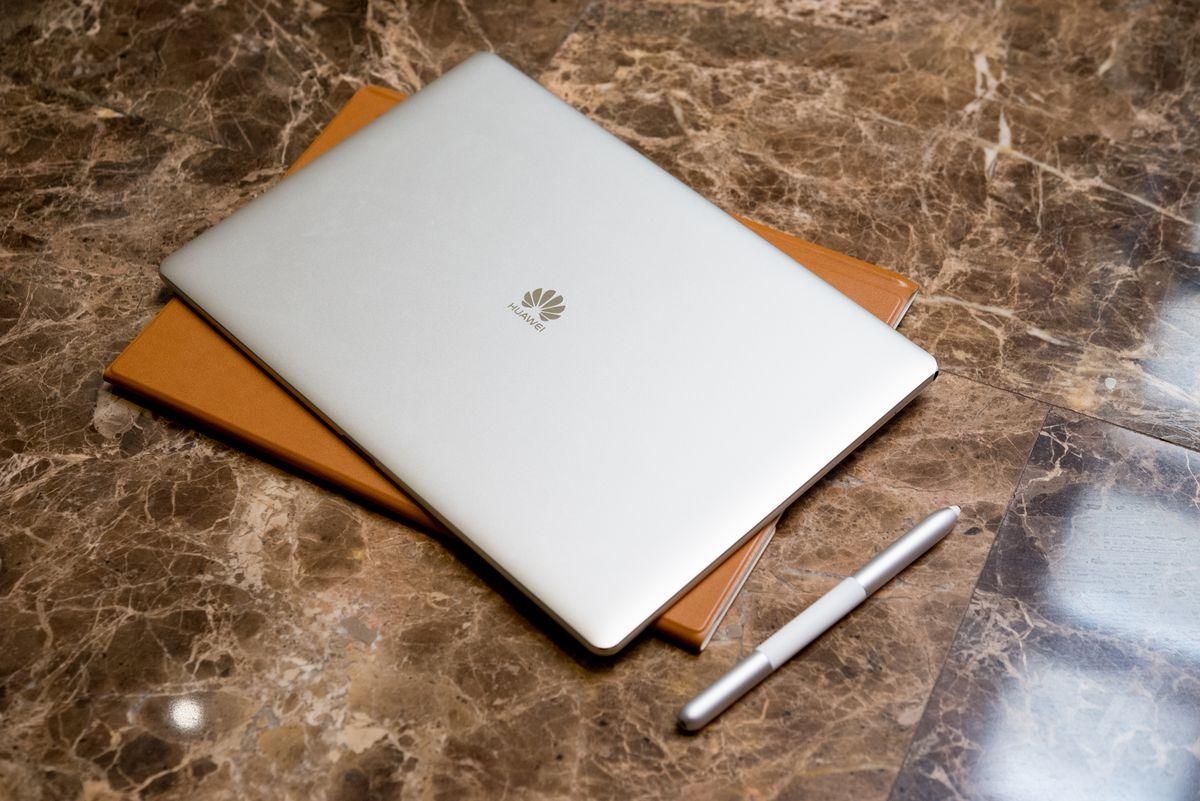 Huawei MateBook hands-on photos