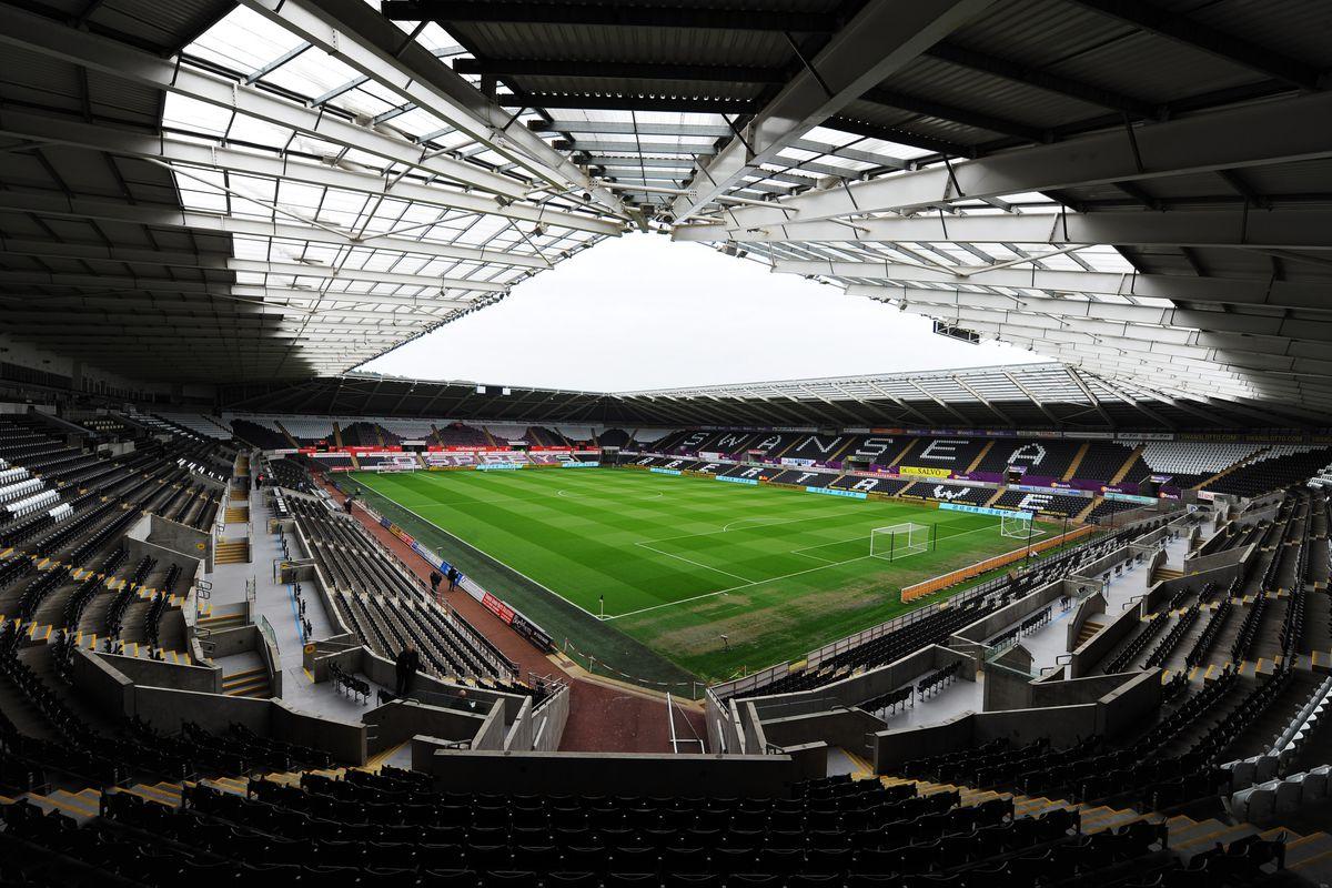 Swansea City's Liberty Stadium