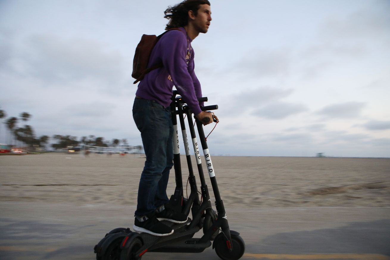 bird s electric scooters are getting more rugged to handle heavy use
