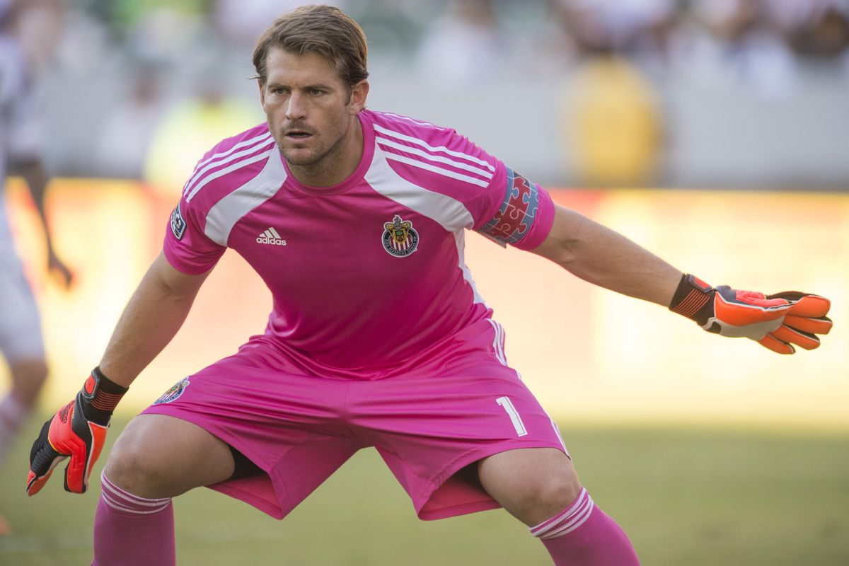 Dan Kennedy Captains Chivas USA for their last match ever on Sunday.