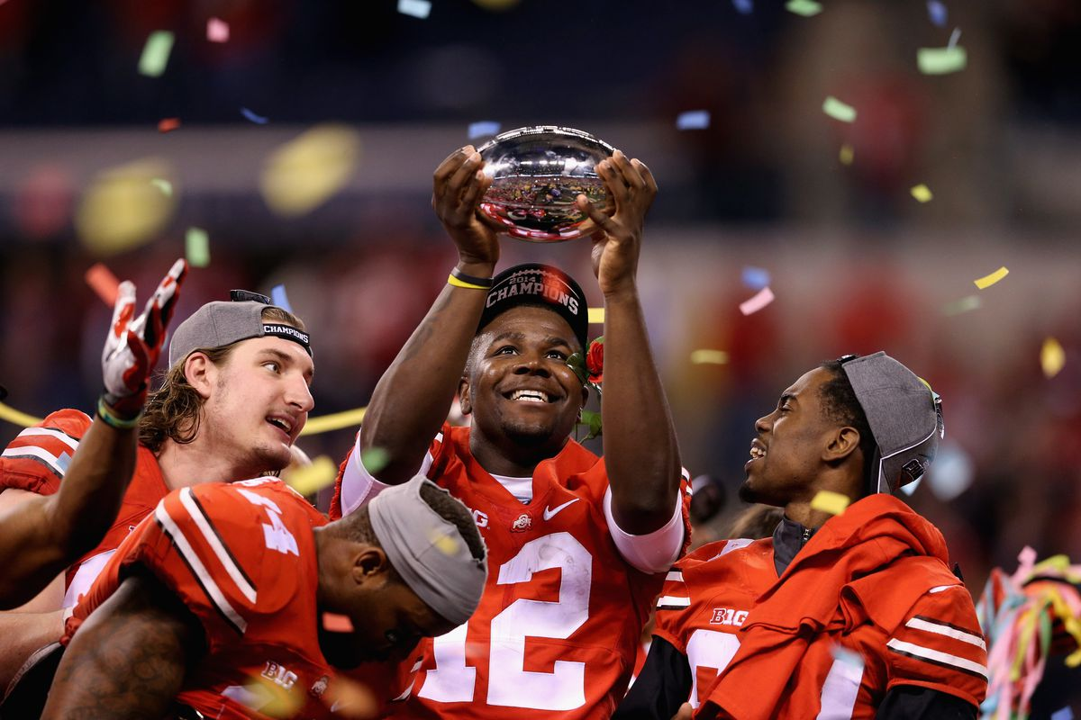 reputable site eb1d0 1fdd3 Podcast: The top 20 re-watchable games in Ohio State history ...