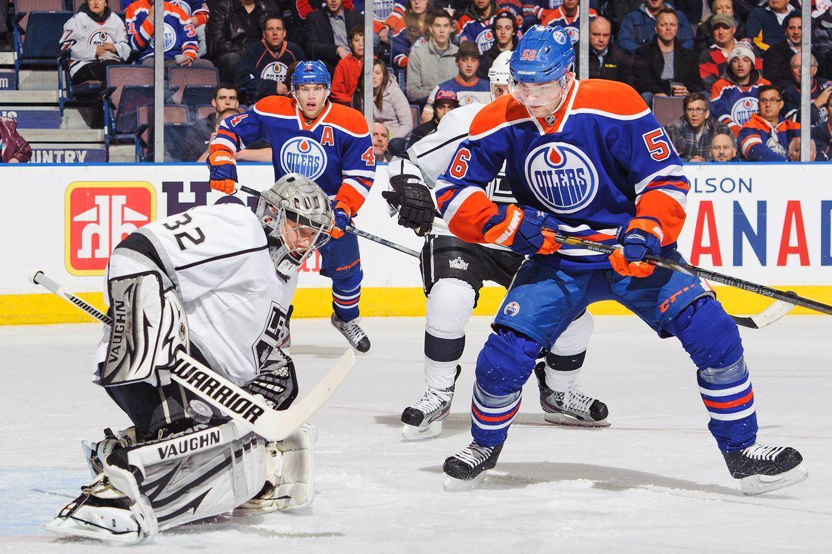Hartikainen made a small difference on the power play. Can Dallas Eakins make an enormous impact?