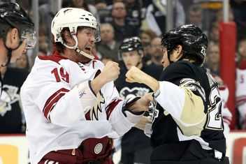 Coyotes sign Downie to a one year deal 1809e9f7b