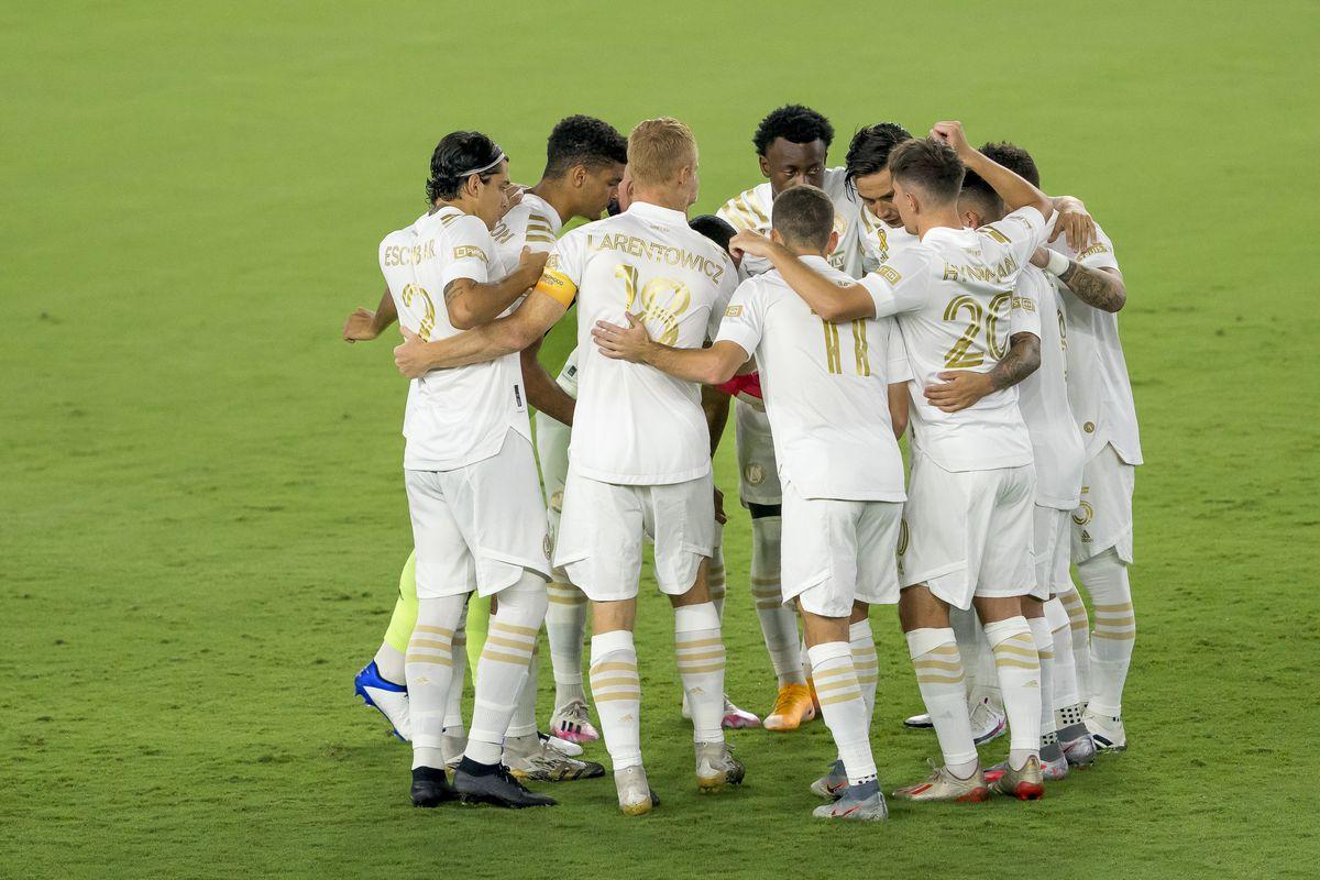 SOCCER: SEP 05 MLS Atlanta United FC at Orlando City SC