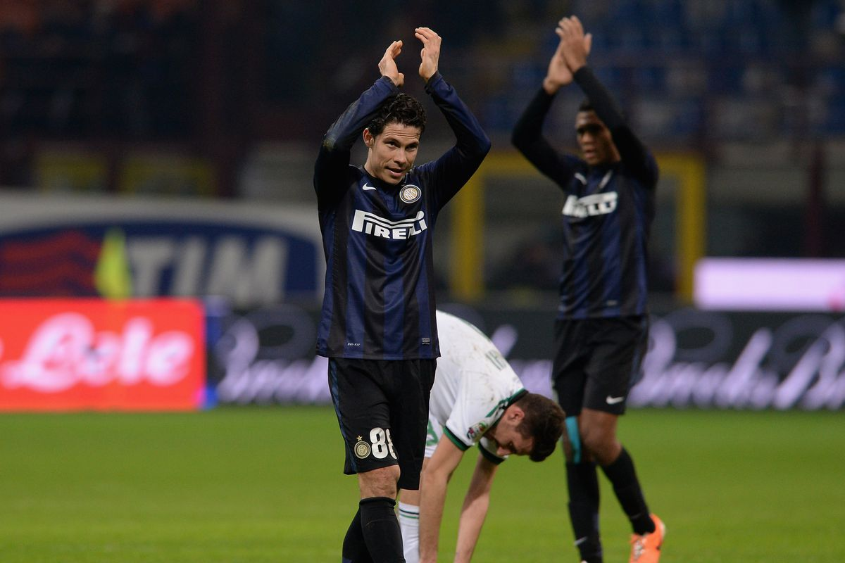 Inter players applaud the latest edition of the Inter Poll