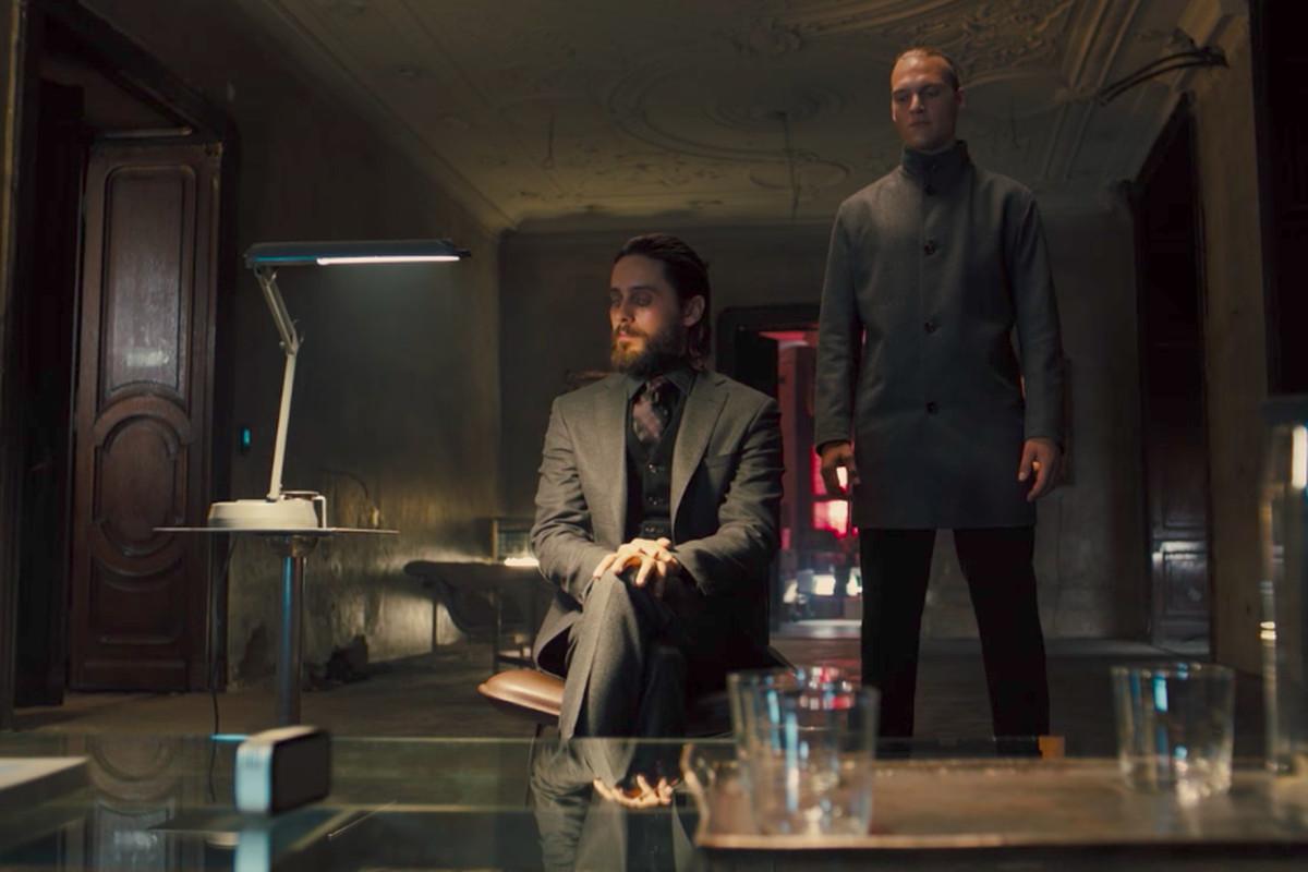 Jared Leto as Niander Wallace in Blade Runner 2049 short film