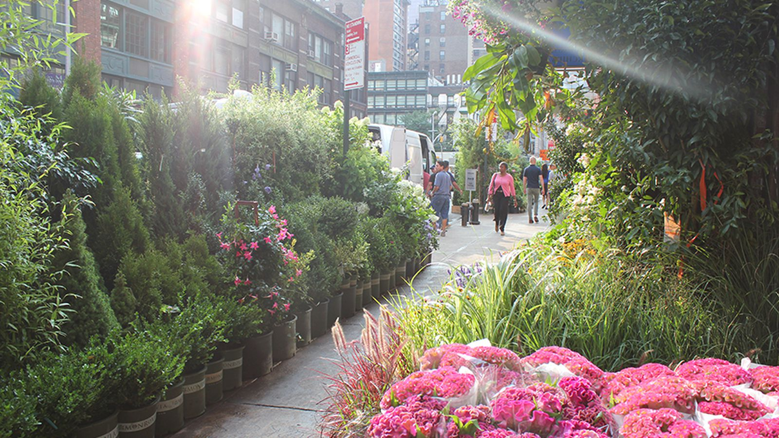 Art Galleries Ditching Chelsea For Flower District