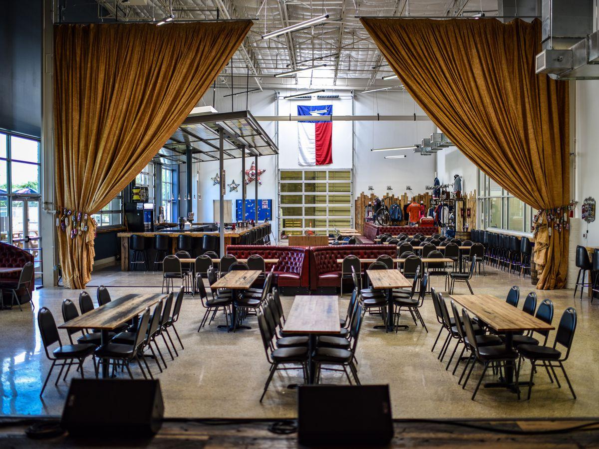 Oskar Blues tasting room
