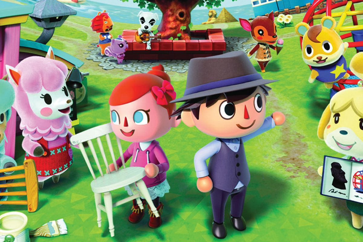 Animal crossing players are returning to the perfect for Animal crossing new leaf arredamento