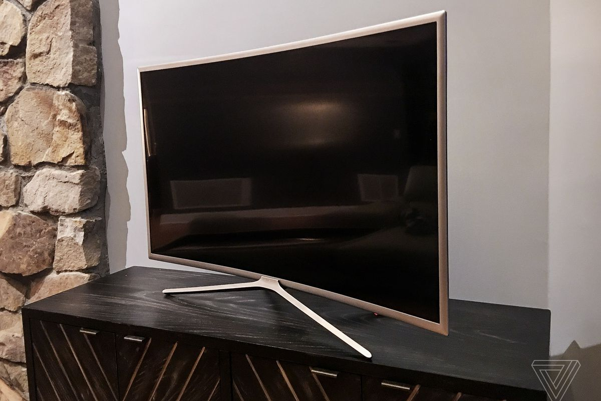 A review of my new Samsung curved TV: I hate it so much - The Verge