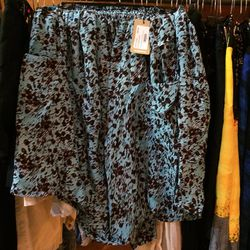 Skirt, $130 (was $391)