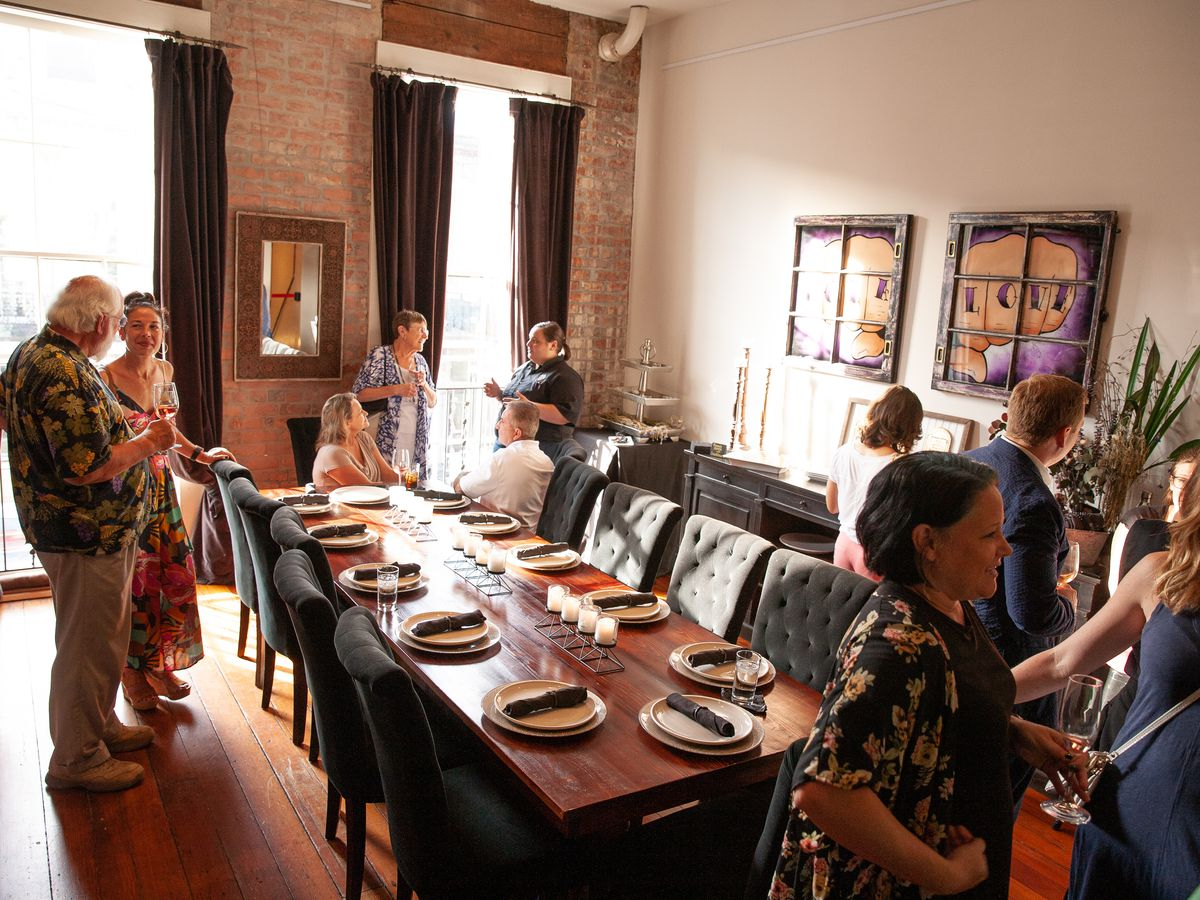 The Best New Orleans Restaurants For Groups And Private
