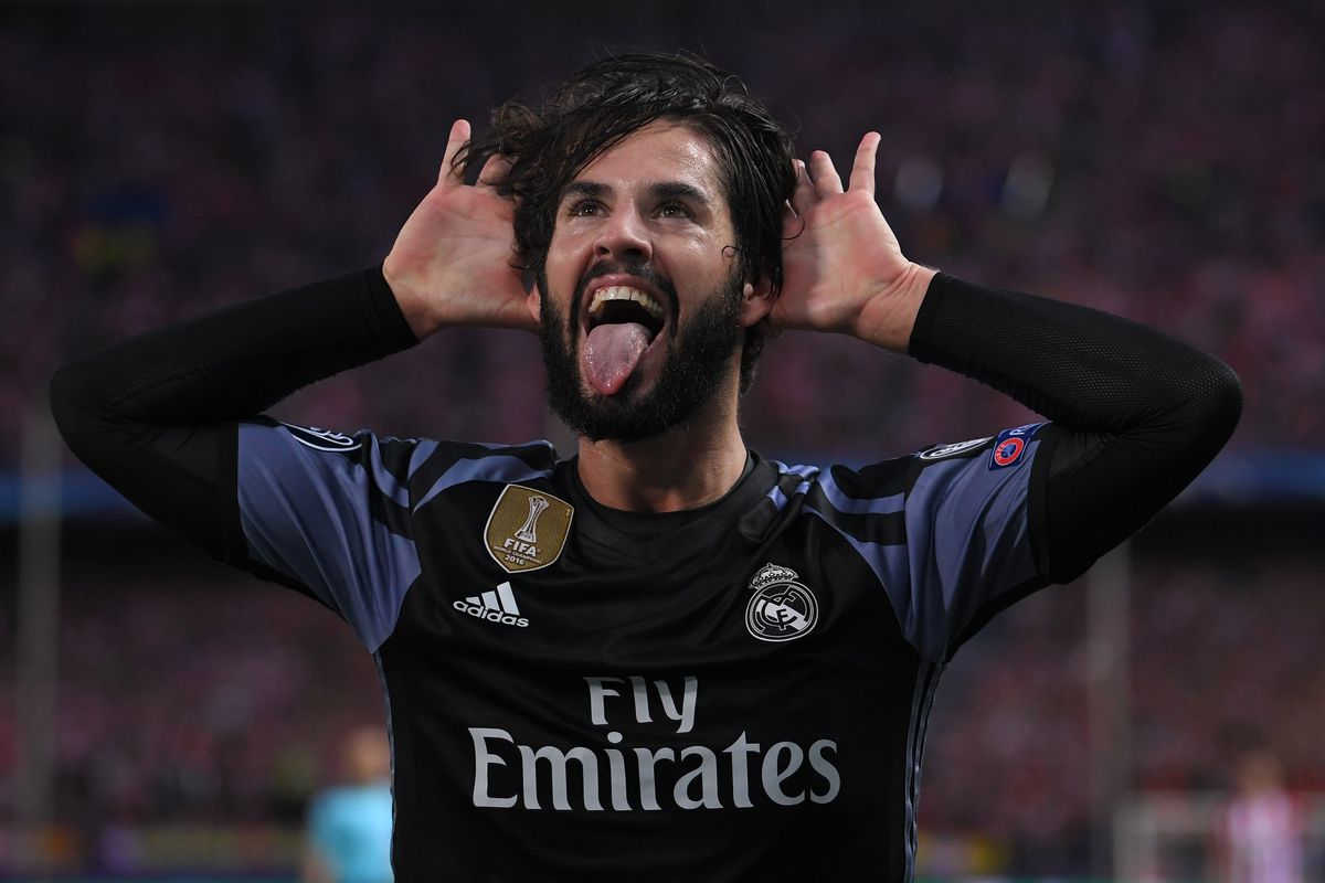Image result for Isco big Head