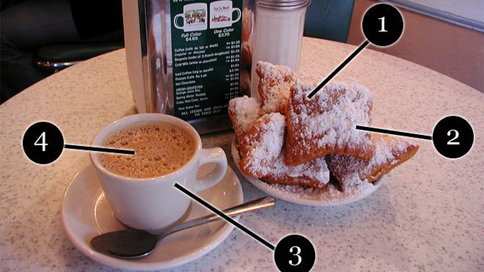 Cafe Du Monde Coffee Chicago