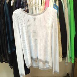 Rag & Bone Arianna pullover, $67.50 (was 225)