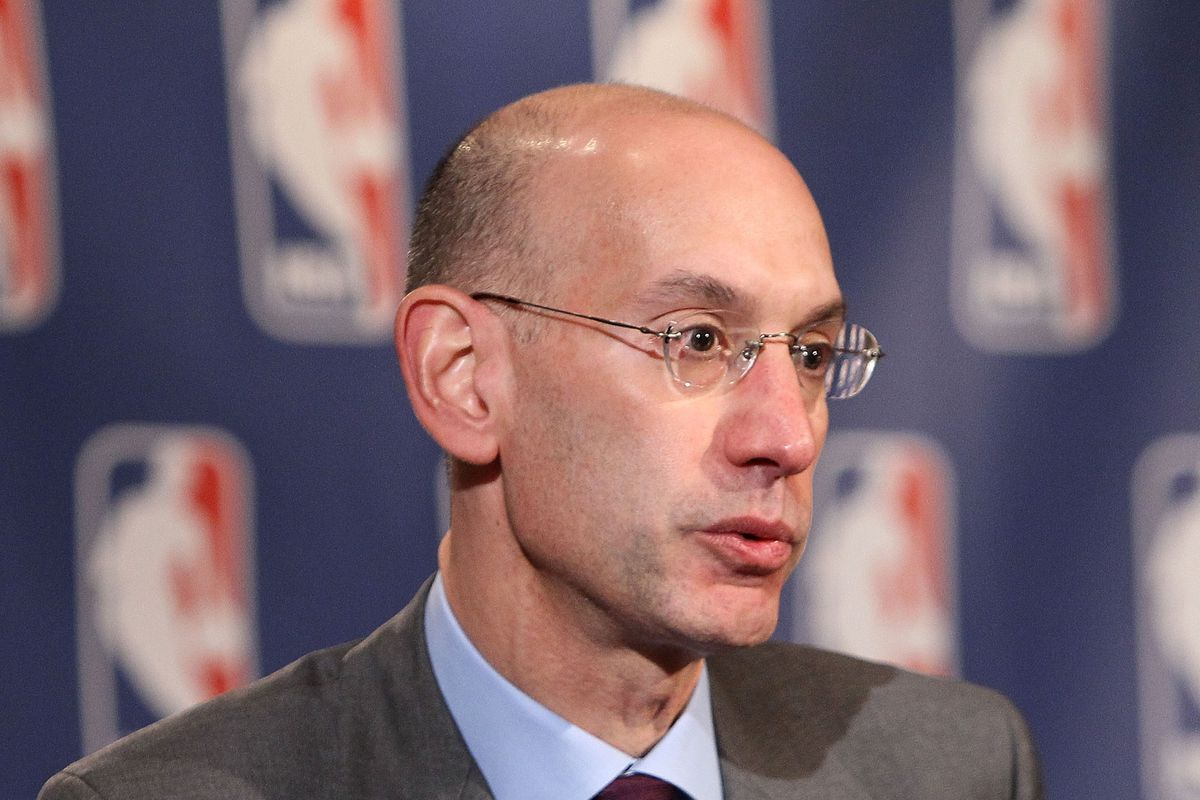 Who's name will Adam Silver be calling first this summer?