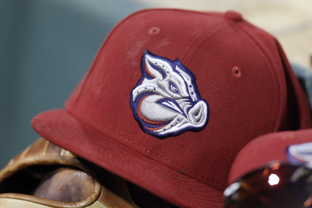 MiLB: MAY 01 Lehigh Valley IronPigs at Indianapolis Indians