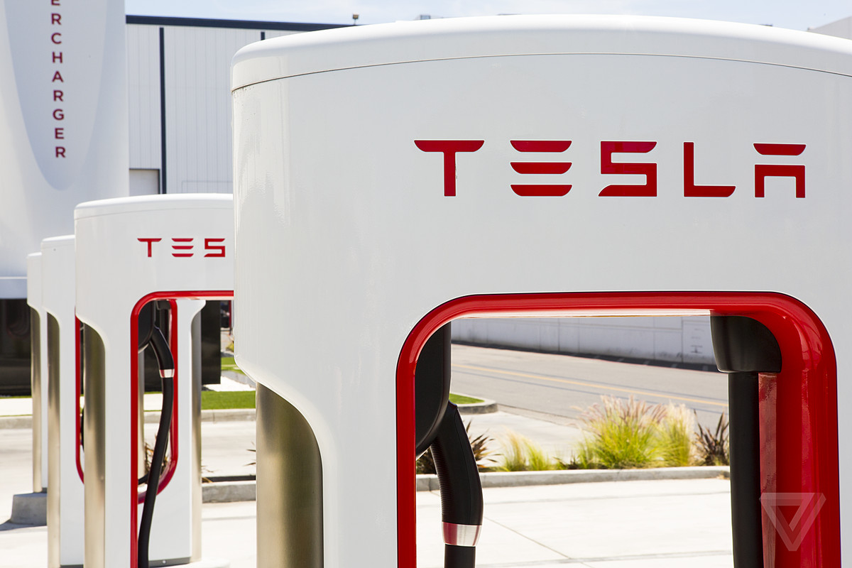Tesla details Supercharging fees for new buyers - The Verge