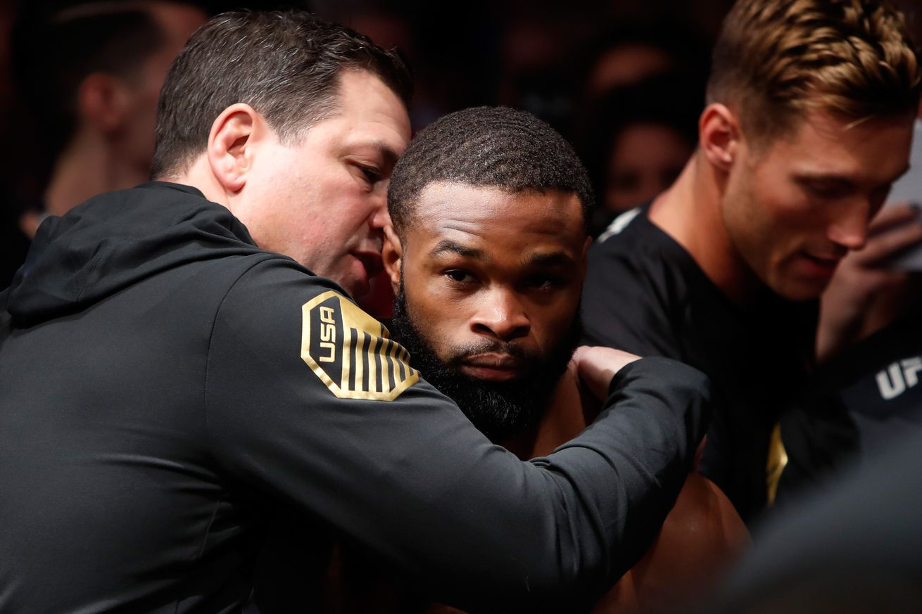 Colby Covington turns informant for Dana White, threatens to snitch on Tyron Woodley and ruin his life