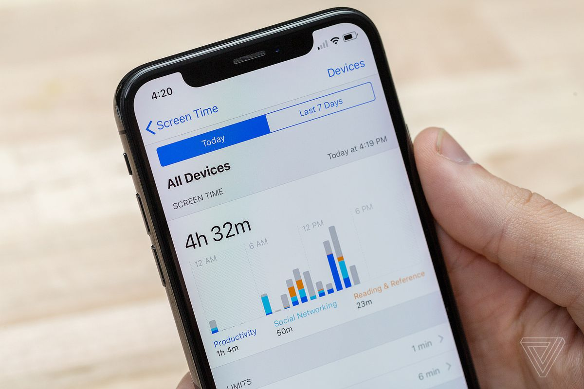 How to use Apple's new Screen Time and App Limits features