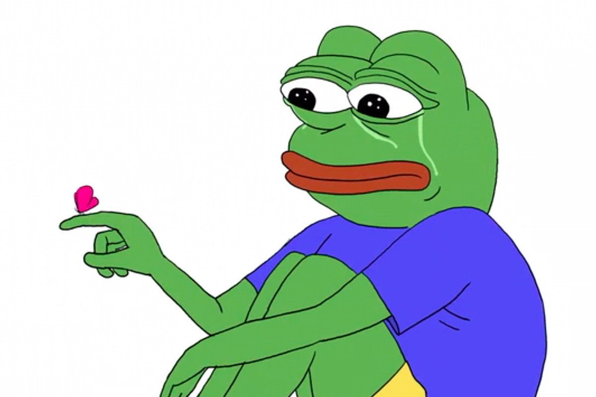 pepe the frog u0027s creator can u0027t save him from the alt right but he