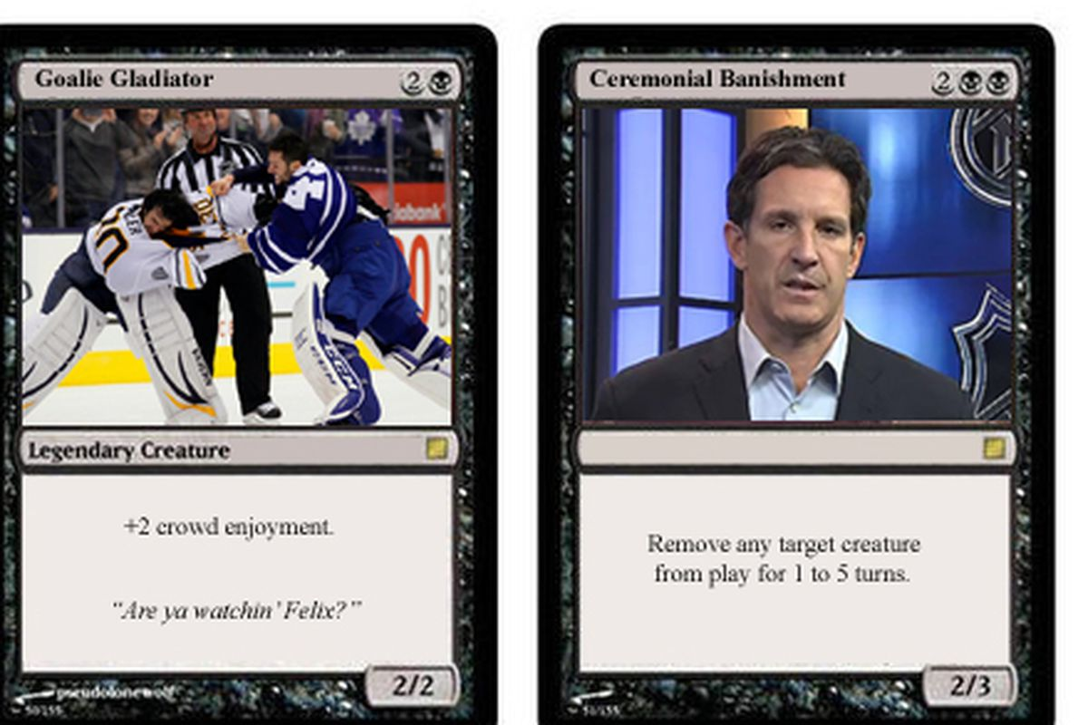 NHL Preseason Bloodbath' Expansion Set Released for Magic