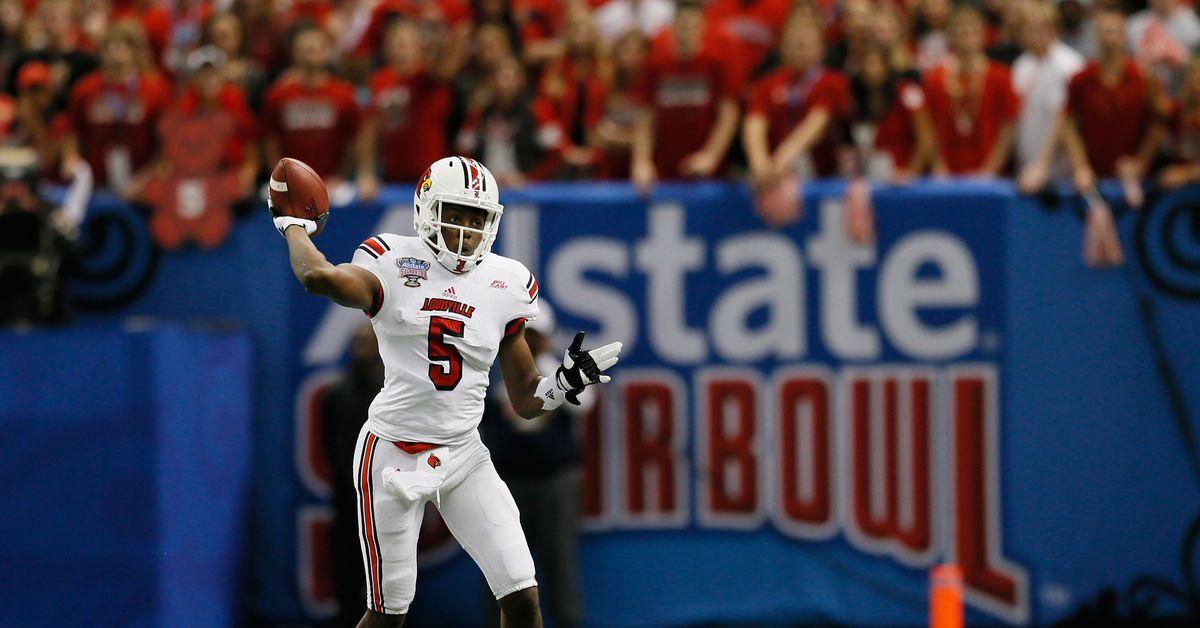 The Latest Louisville Cardinals NCAA Basketball News (SB ...