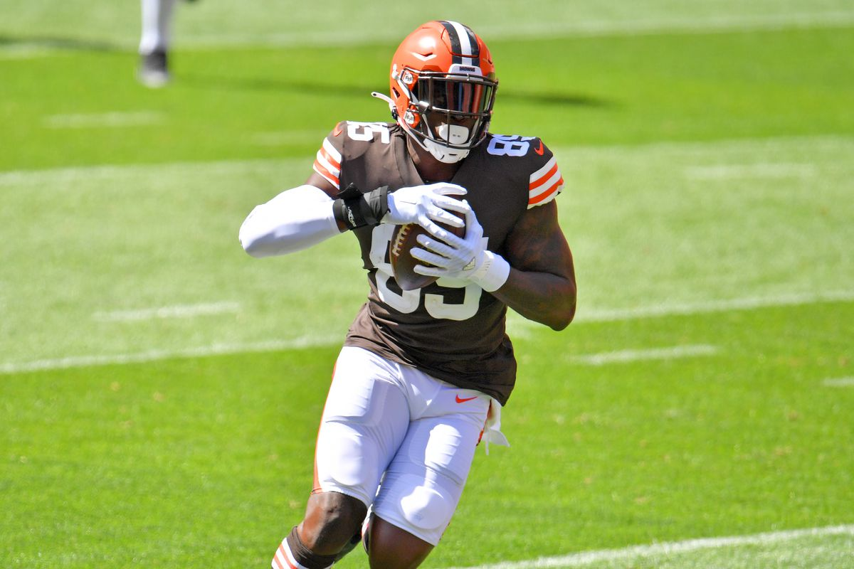 Cleveland Browns Training Camp