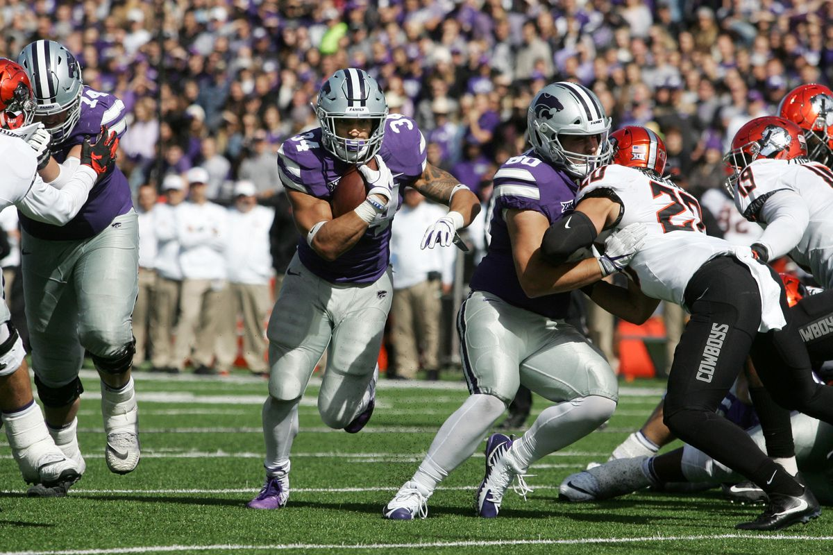 Oklahoma Football: Matching up with the Kansas State ...