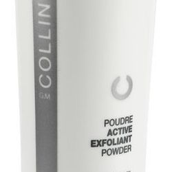 """""""You have to keep the skin exfoliated, and I love the new Active Exfoliant Powder ($39),"""" Provenzano says. """"This can be used on all types of skin; it's so easy and fast to use, and you see the results instantly."""" You can use this product three-to-four tim"""